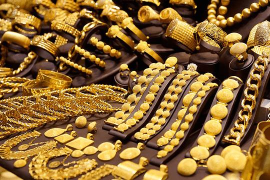 Comprar joias de ouro 18k