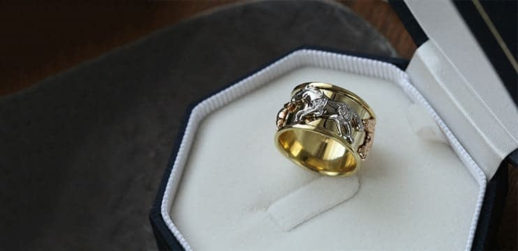 Anel – Como usar anéis de ouro, prata e com pedras?