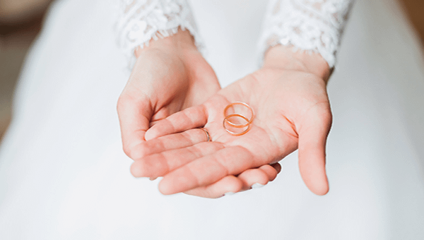 Alianças de casamento