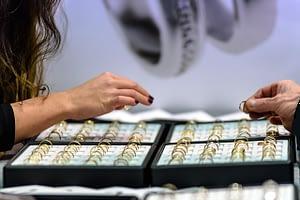 Comprar joias de ouro para revender
